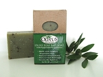 DoubleMint Organic Olive Leaf Soap, for acne control