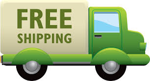 free shipping for orders over $75