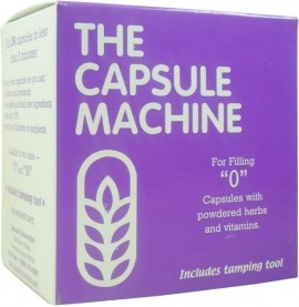 The Capsule Machine from Capsule Connection